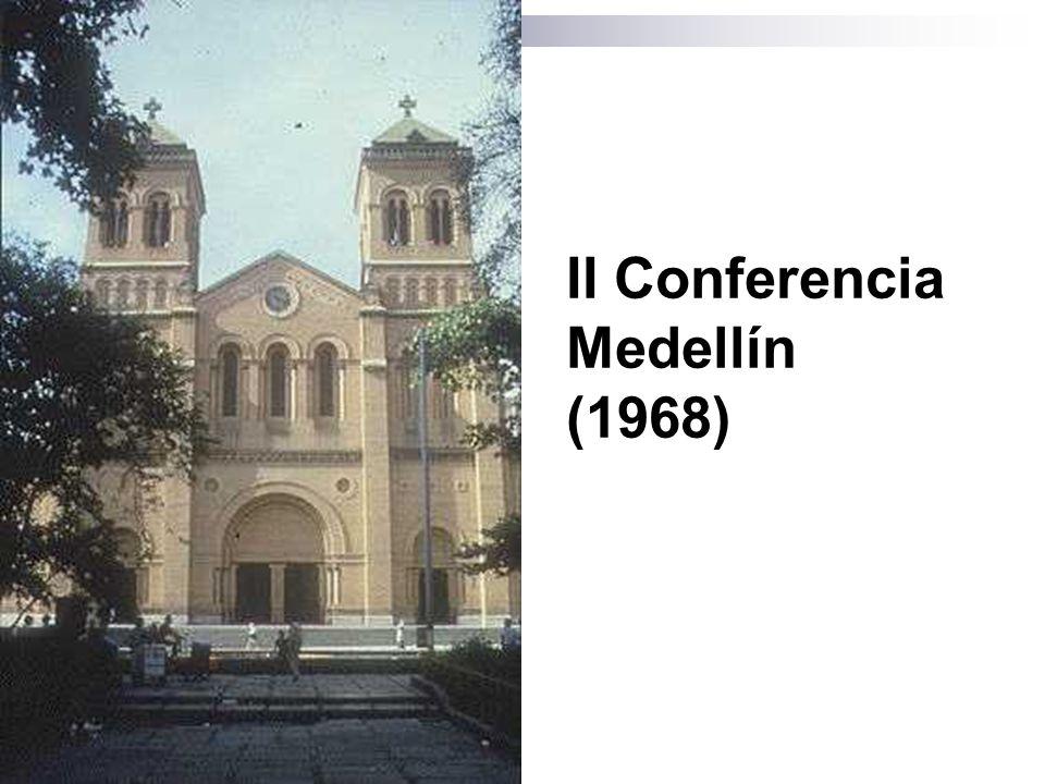 II Conferencia Medellín (1968)