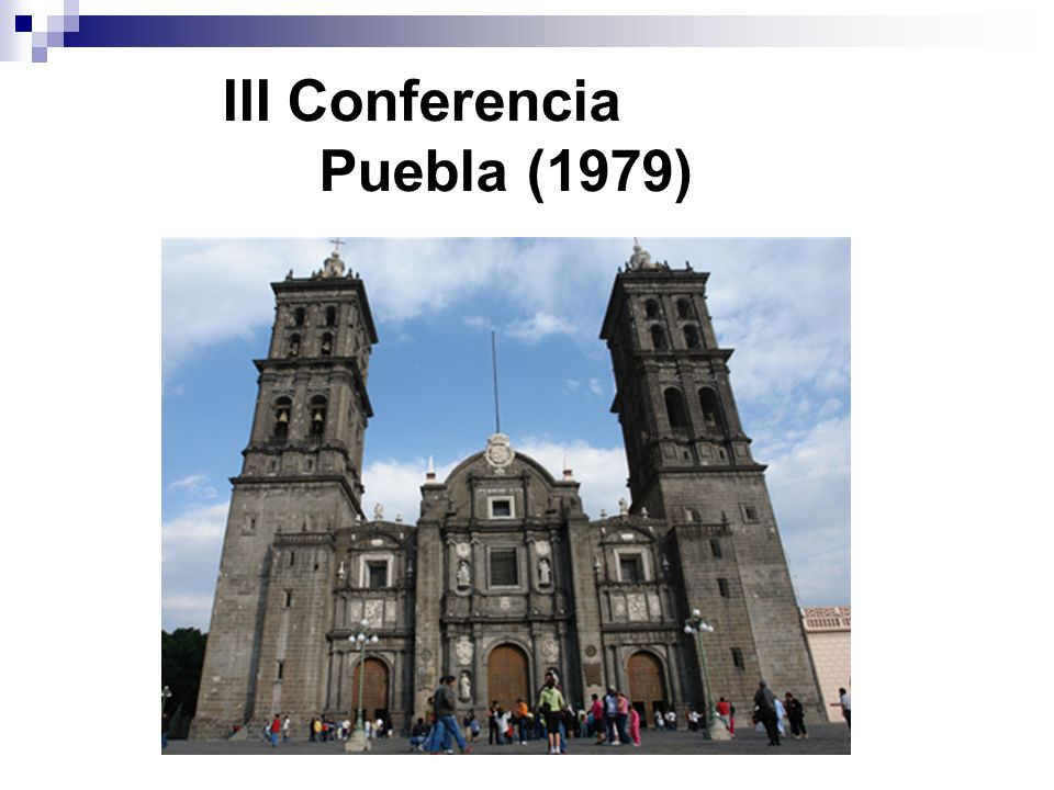 III Conferencia Puebla (1979)