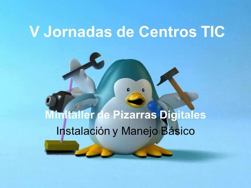 V Jornadas de Centros TIC