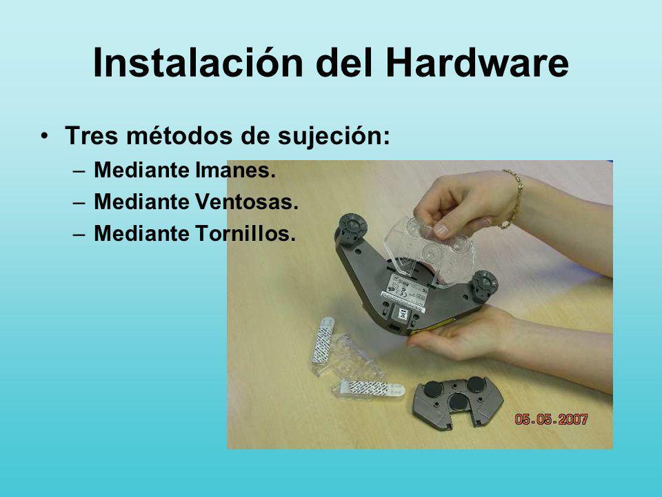Instalación del Hardware
