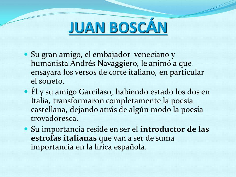 JUAN BOSCÁN