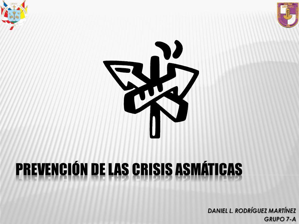 PREVENCIÓN DE LAS CRISIS ASMÁTICAS
