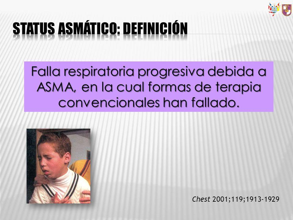 Status Asmático: Definición