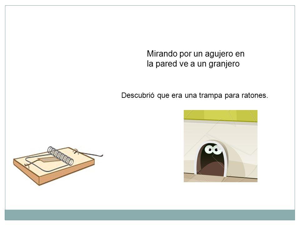 Reflexi n f bula del rat n ppt video online descargar - Agujero en la pared ...