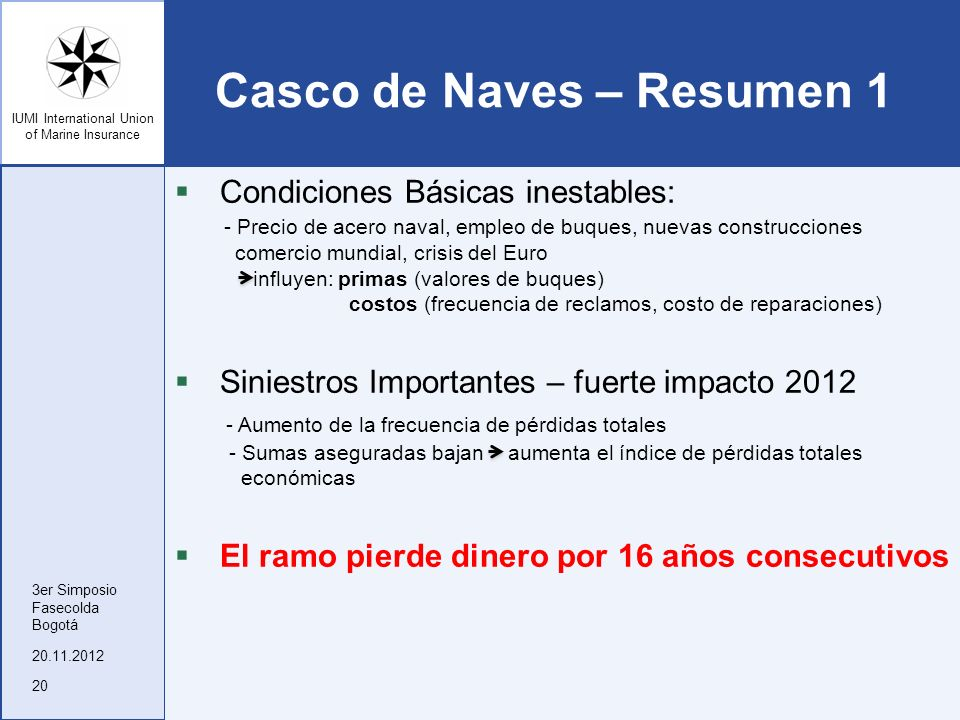 Casco de Naves – Resumen 1