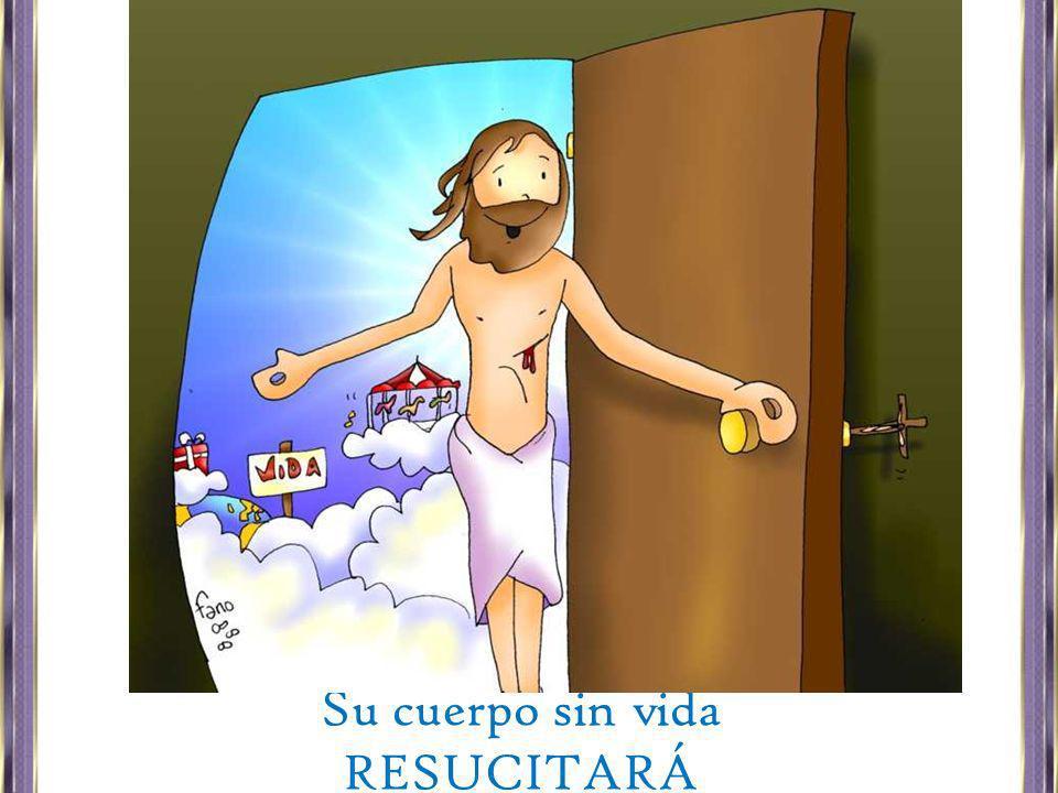 XIV. Jesús es sepultado Su cuerpo sin vida RESUCITARÁ