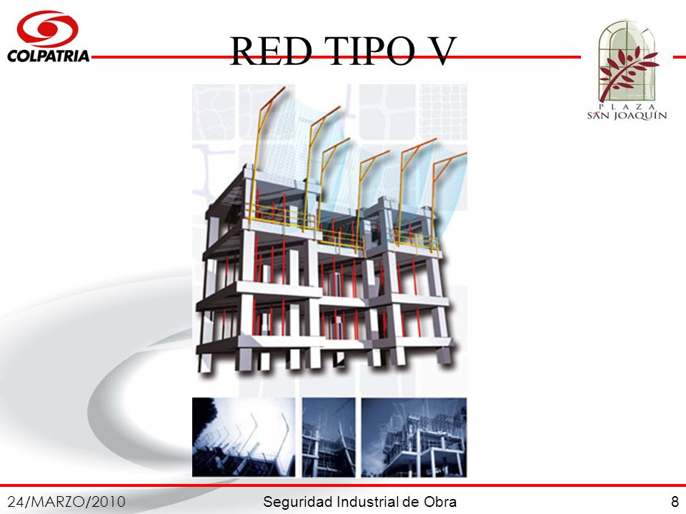 RED TIPO V