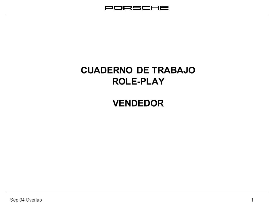 CUADERNO DE TRABAJO ROLE-PLAY VENDEDOR
