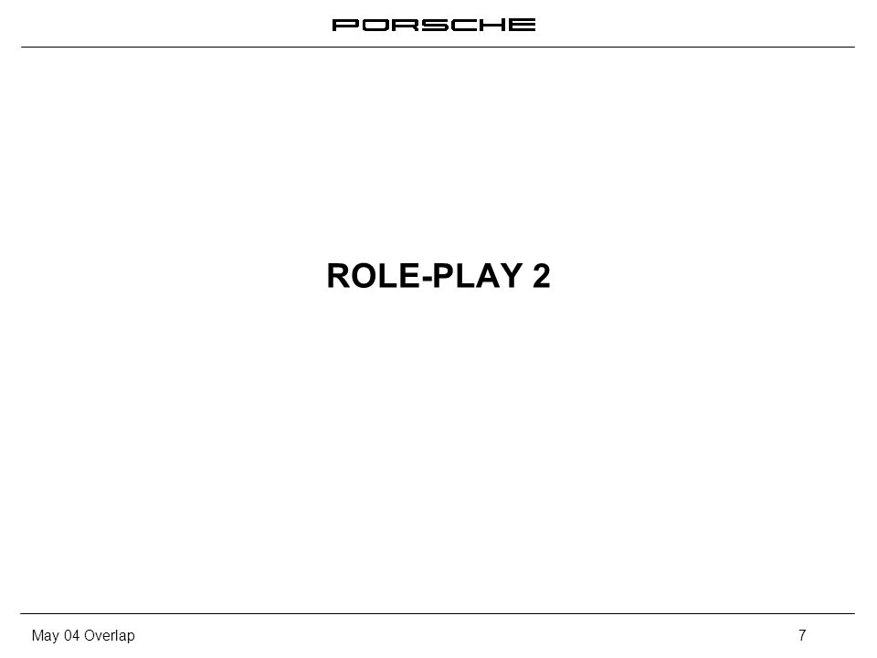 ROLE-PLAY 2