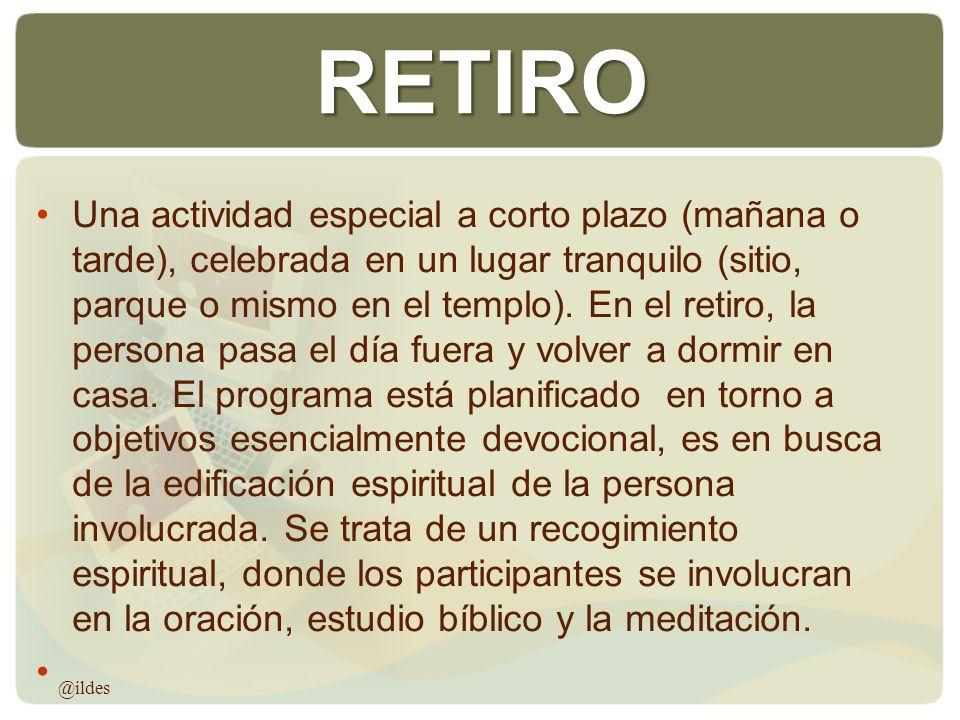 RETIRO