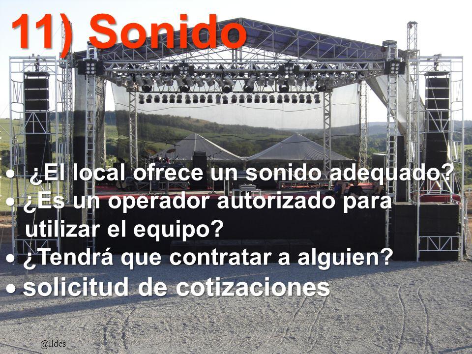 11) Sonido solicitud de cotizaciones