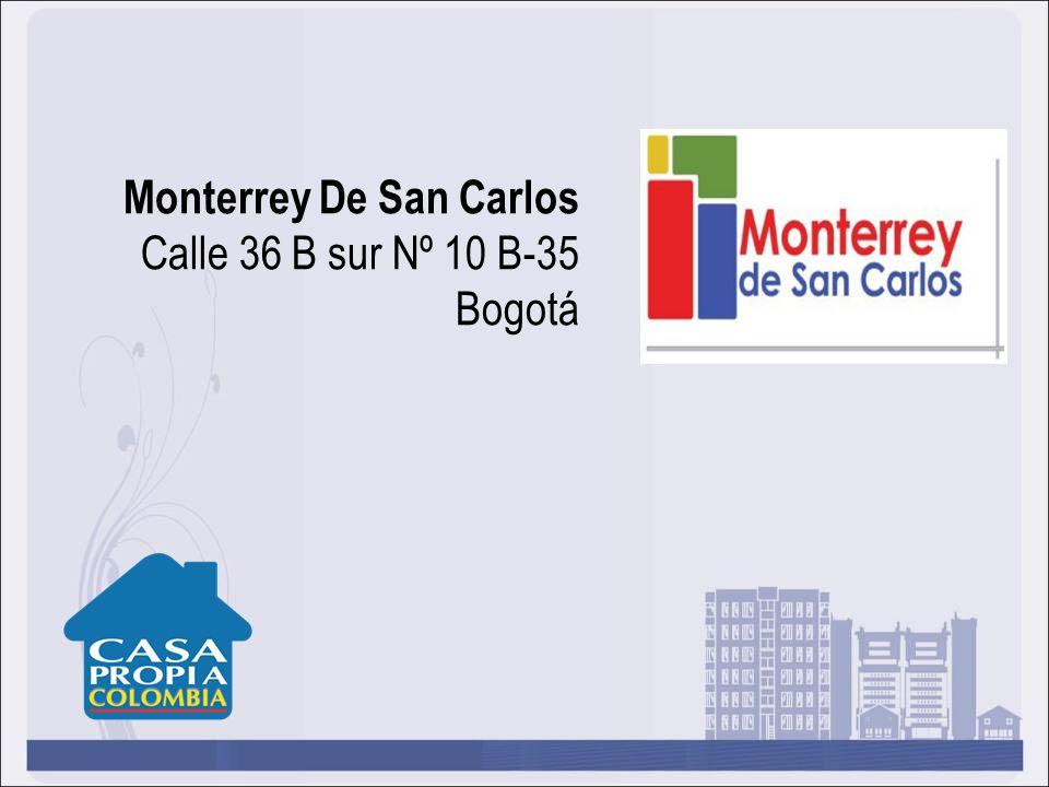 Monterrey De San Carlos