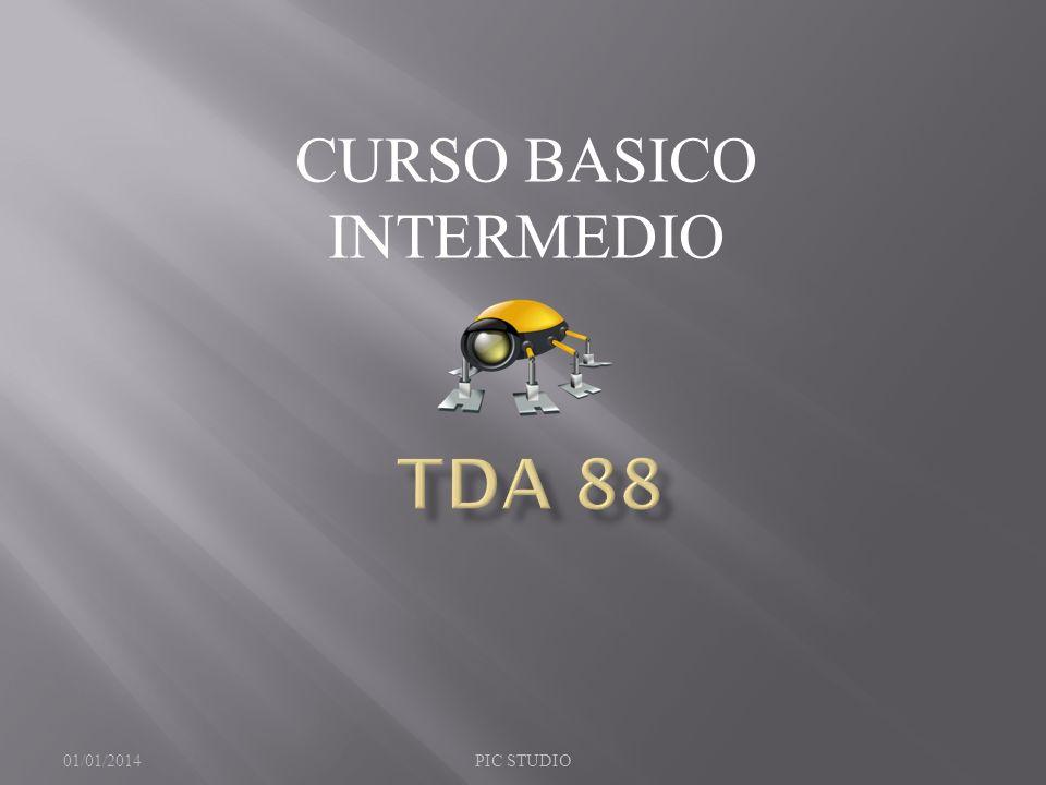 CURSO BASICO INTERMEDIO