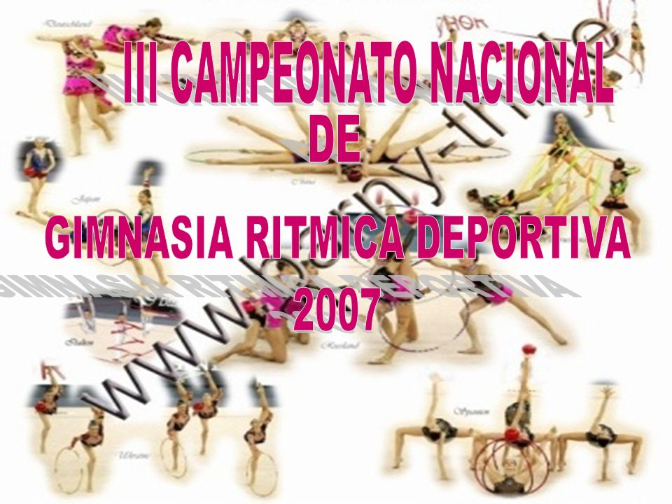 III CAMPEONATO NACIONAL