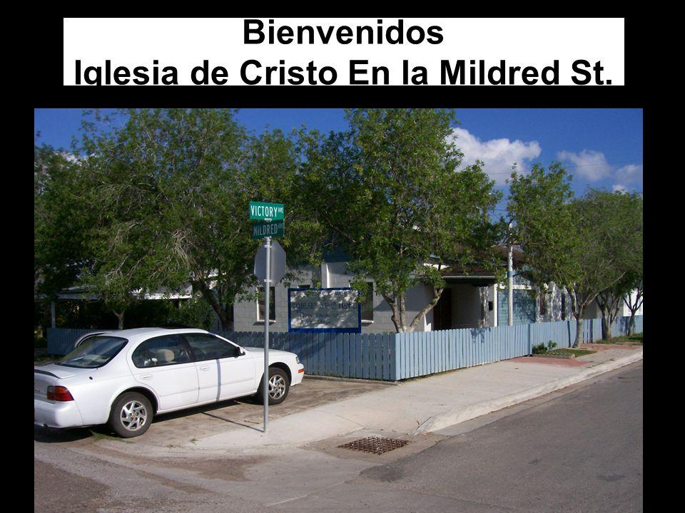 Iglesia de Cristo En la Mildred St.