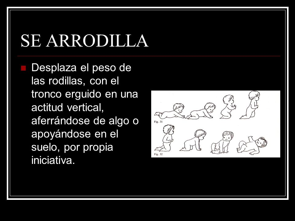 SE ARRODILLA