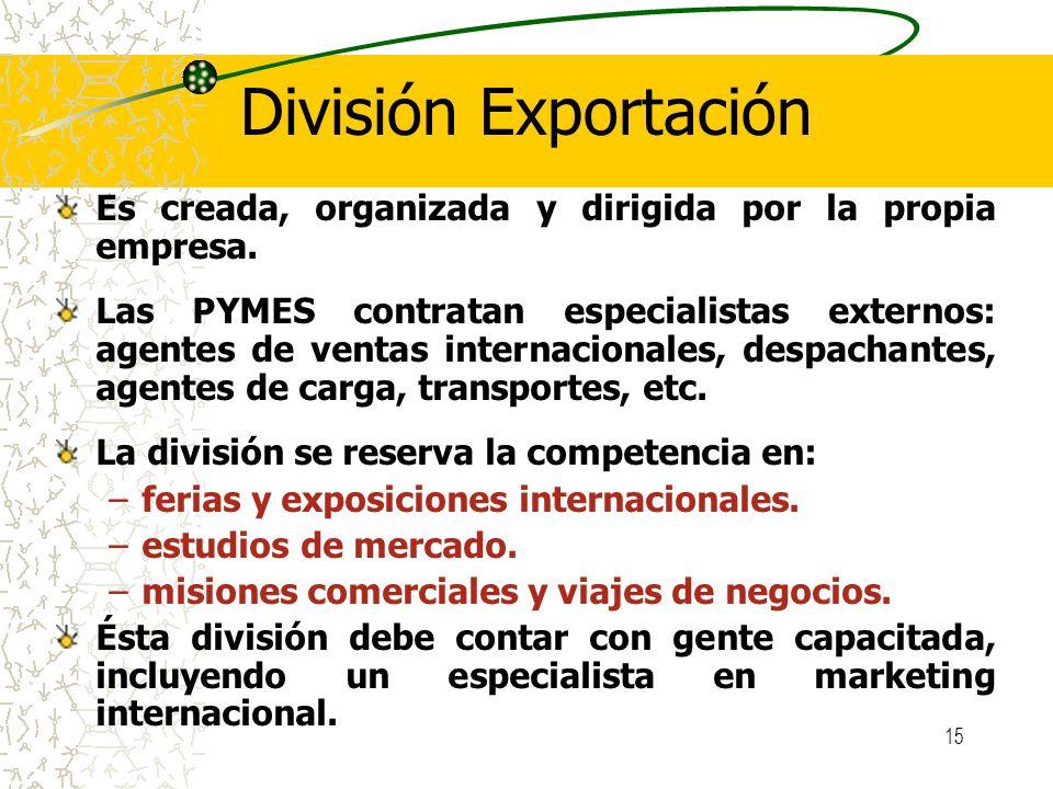 """Comercialización Internacional"""" - ppt video online descargar"""