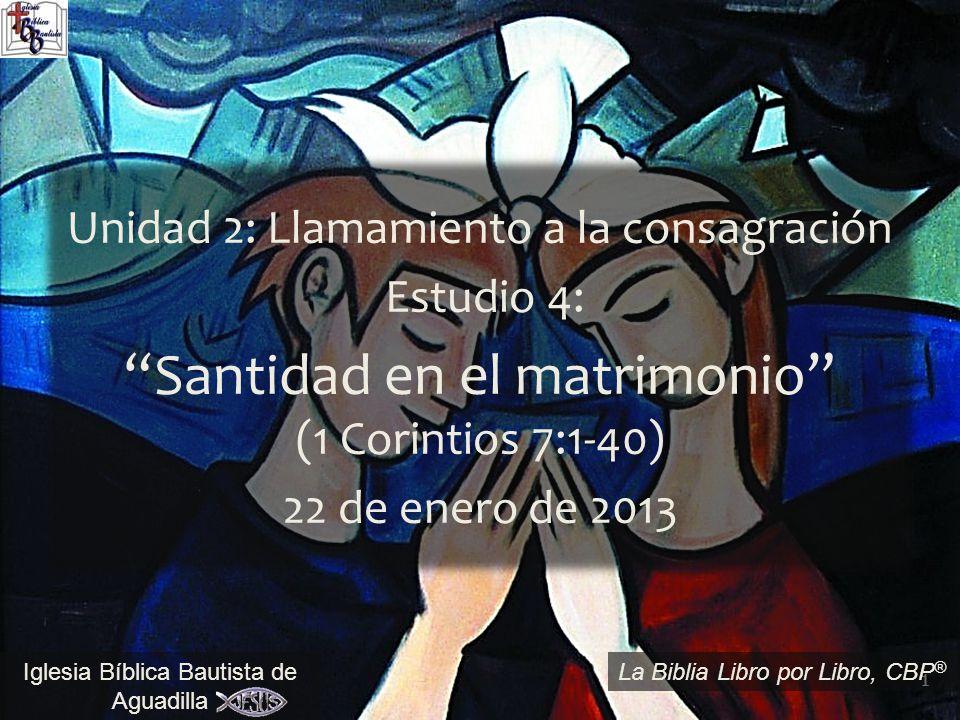 Pablo Matrimonio Biblia : Santidad en el matrimoniou d corintios ppt video online