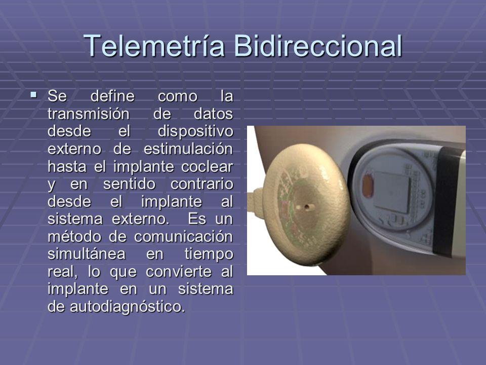 Telemetría Bidireccional