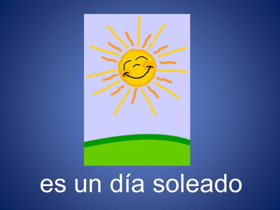 es un día soleado 24
