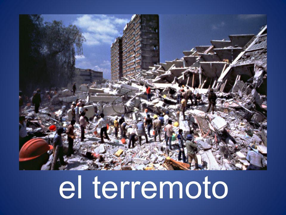 el terremoto 32