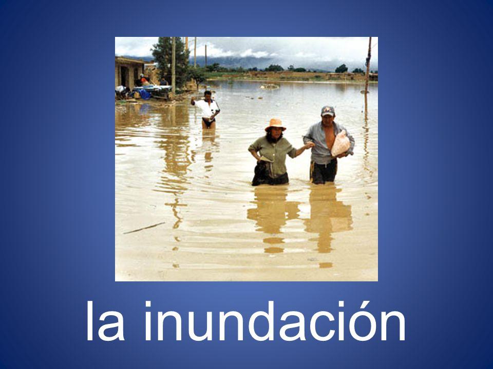 la inundación 33