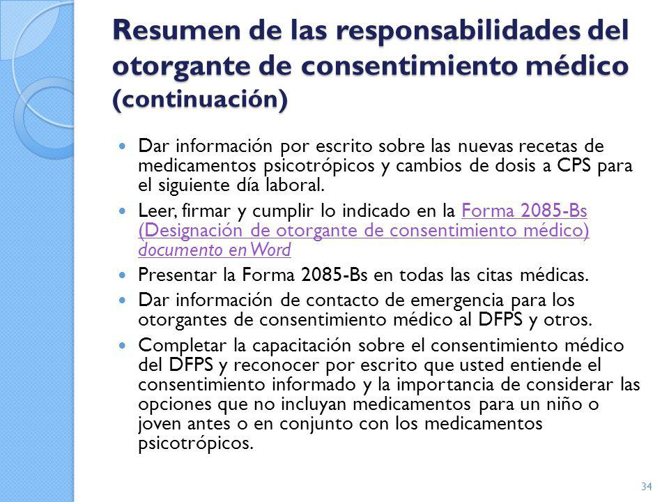Bienvenido a la Capacitación sobre el consentimiento médico - ppt ...