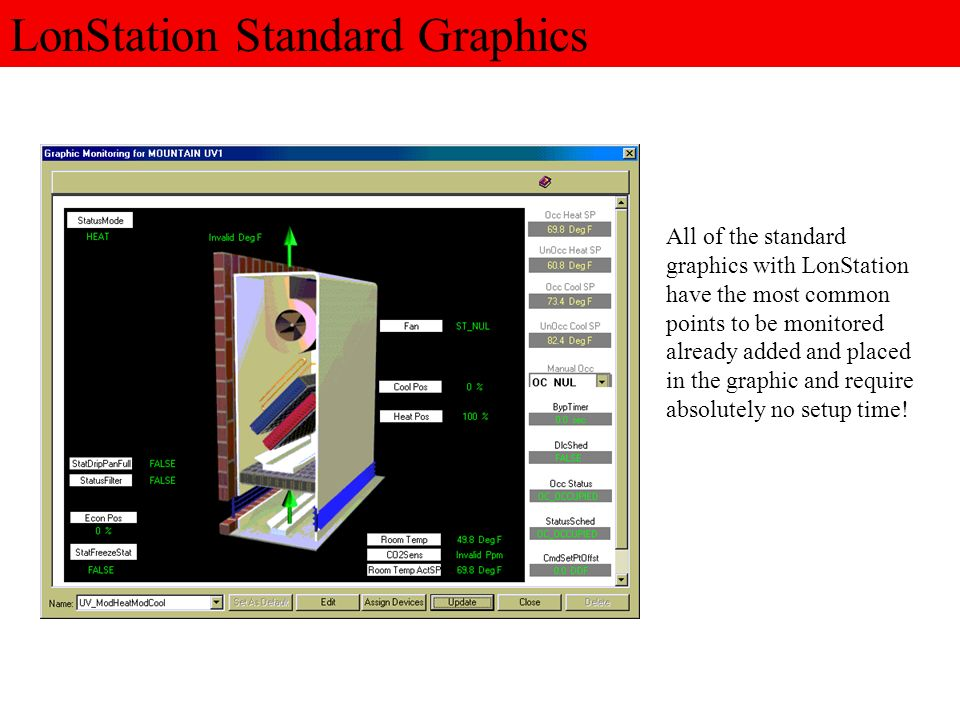 LonStation Standard Graphics