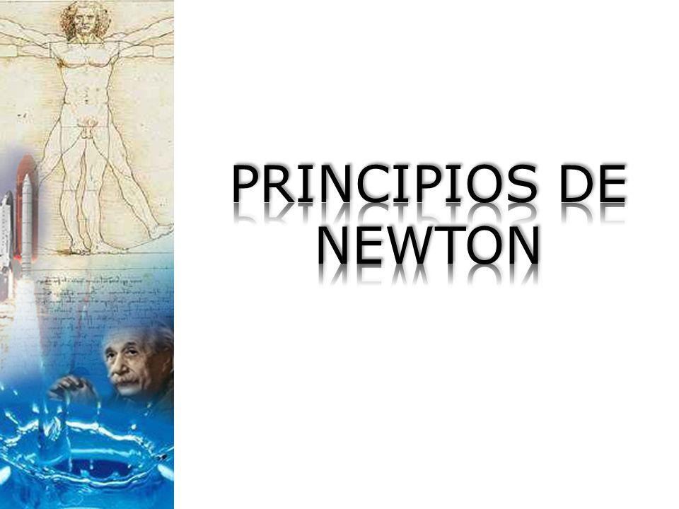 PRINCIPIOS DE NEWTON