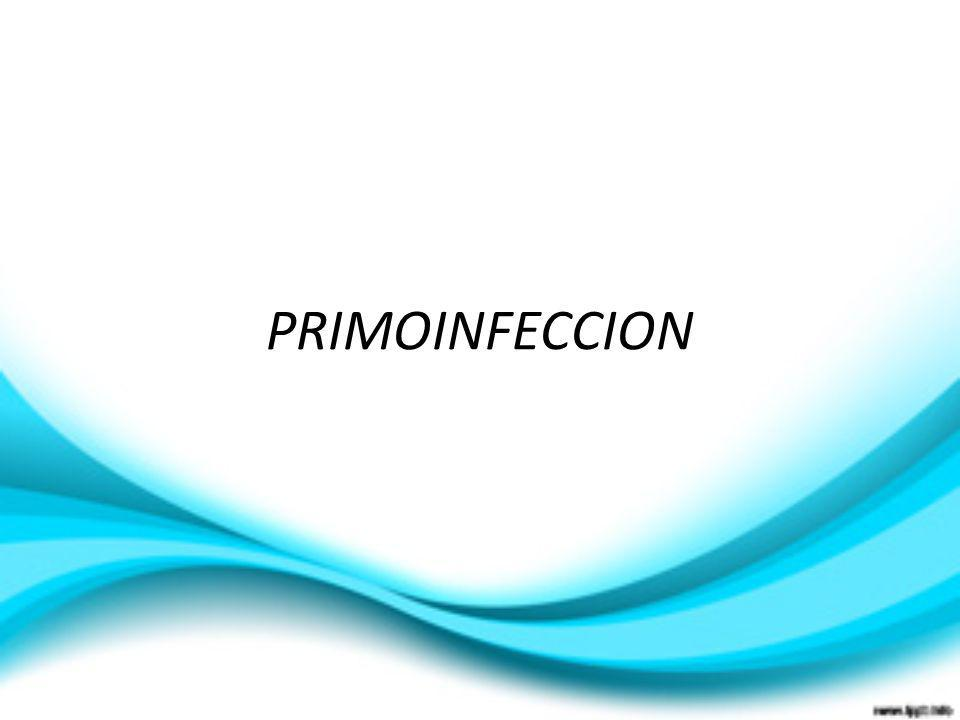 PRIMOINFECCION