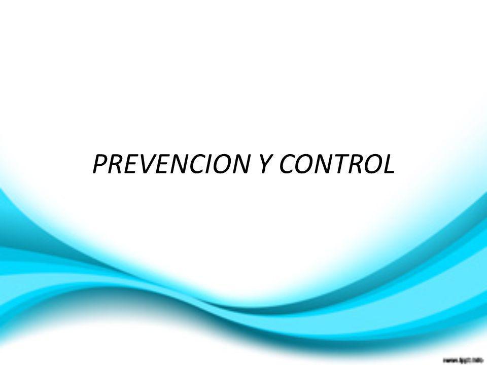 PREVENCION Y CONTROL