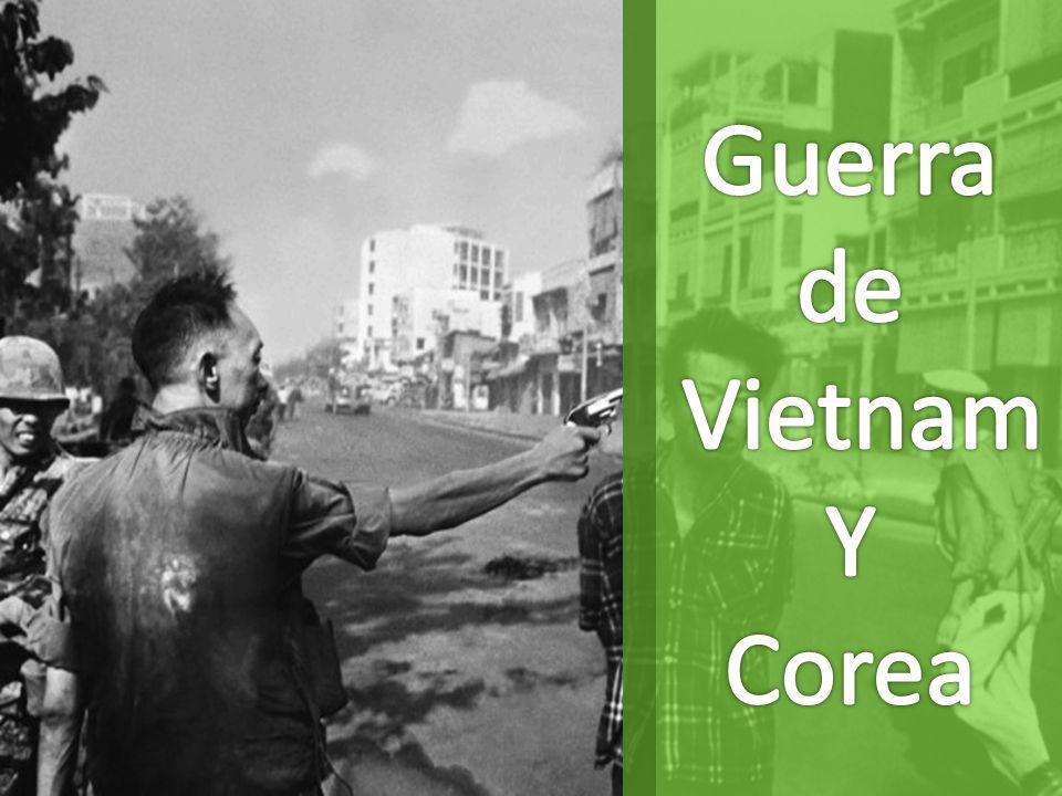 Guerra de Vietnam Y Corea Danilo presenta