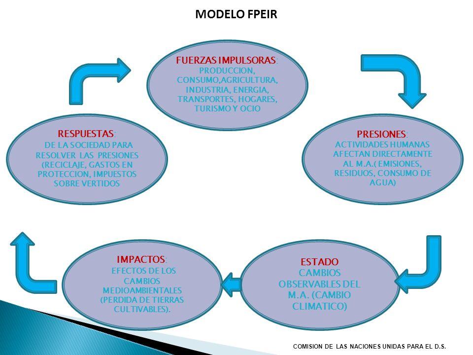 CAMBIOS OBSERVABLES DEL M.A. (CAMBIO CLIMATICO)