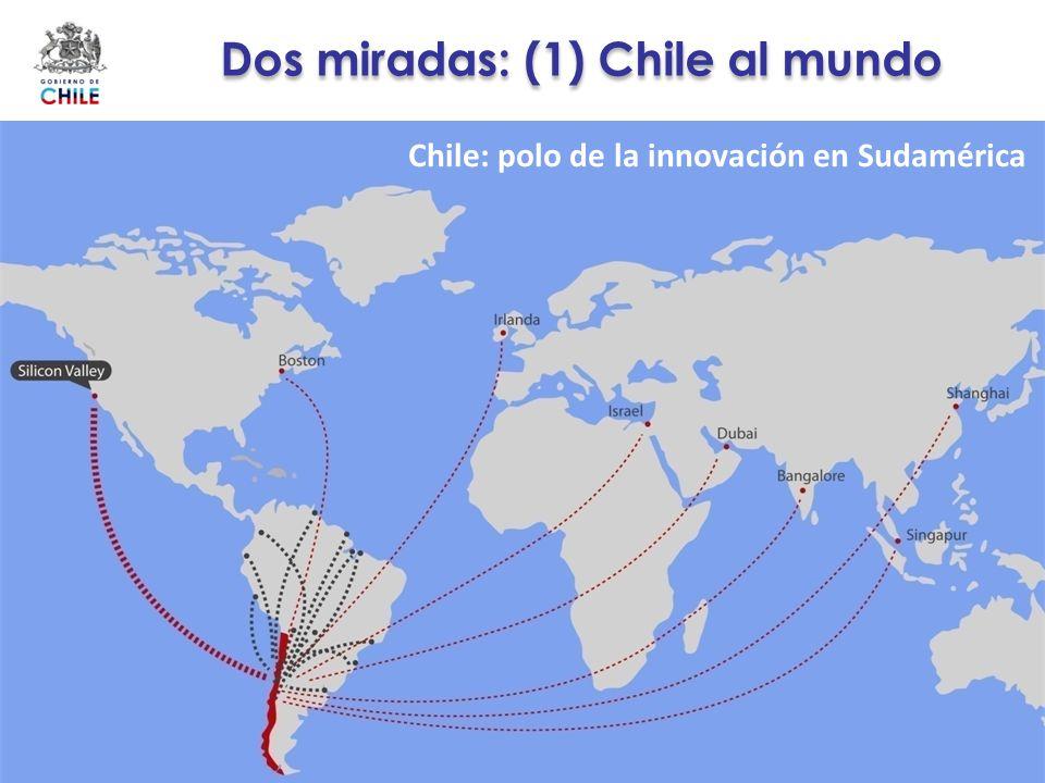 Dos miradas: (1) Chile al mundo