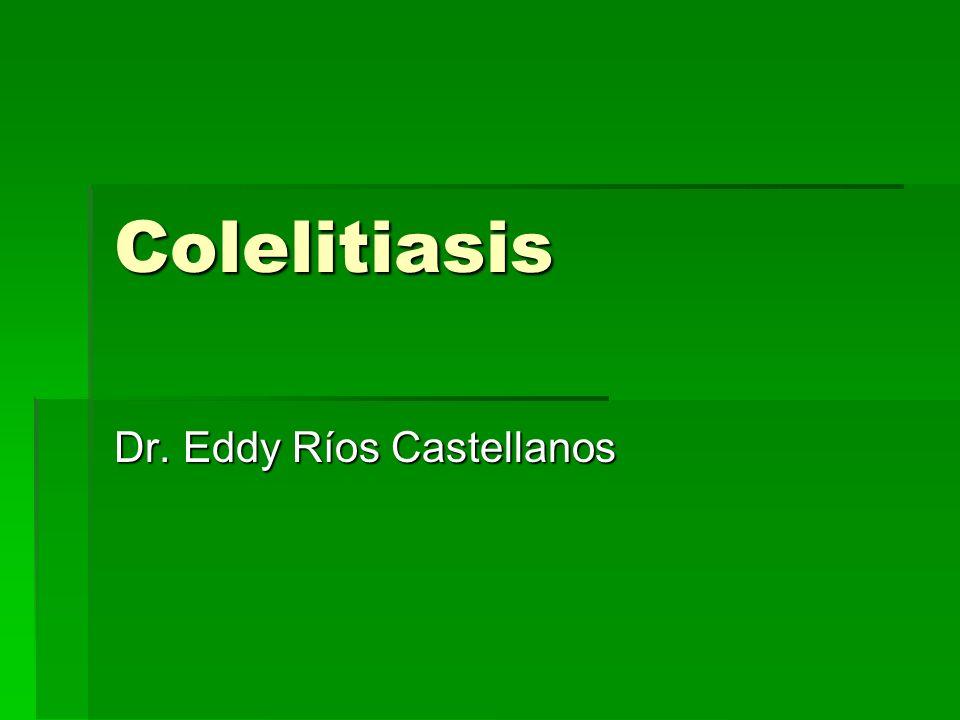 Dr. Eddy Ríos Castellanos
