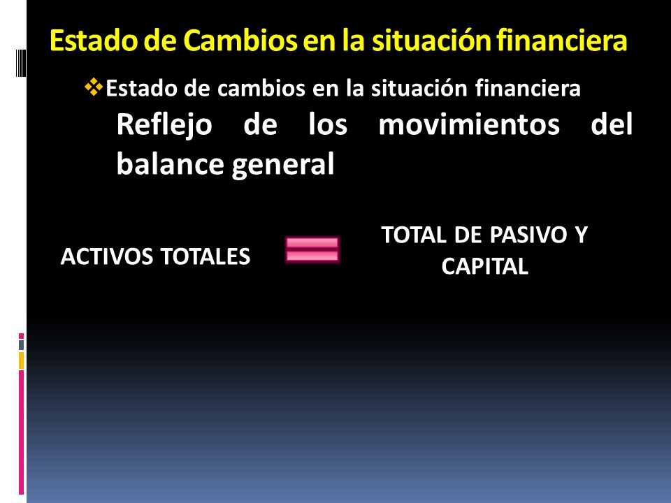 TOTAL DE PASIVO Y CAPITAL