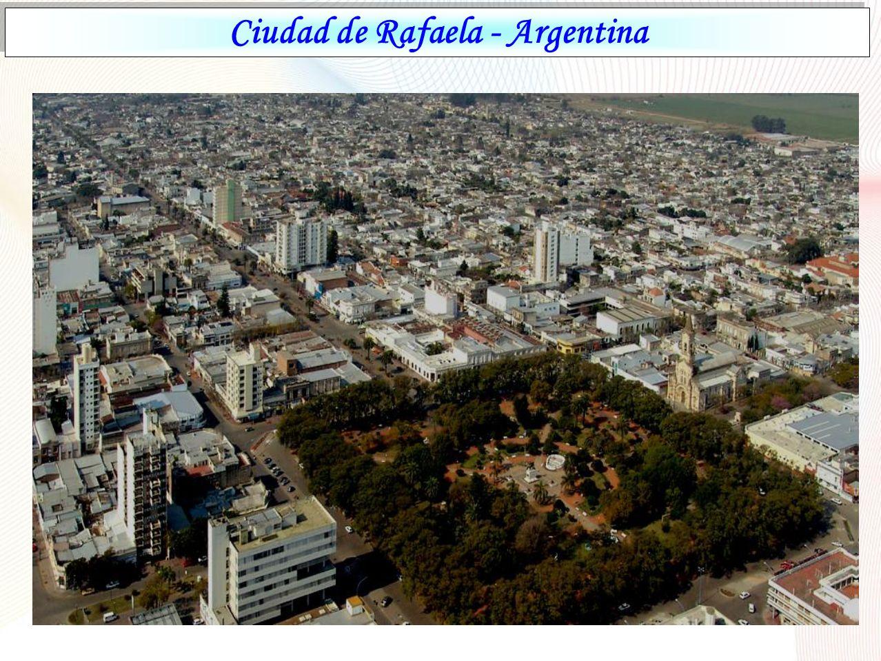 Ciudad de Rafaela - Argentina