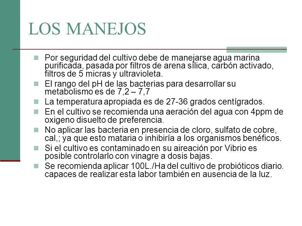 LOS MANEJOS