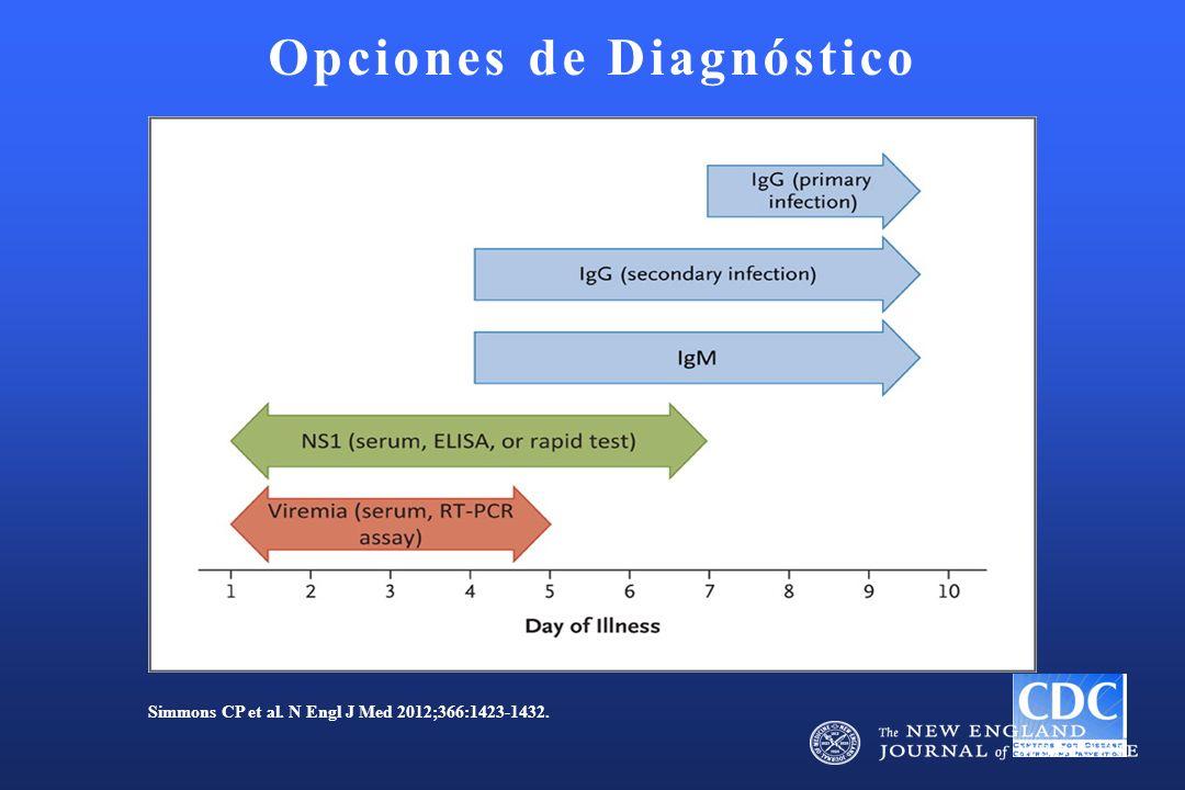 Opciones de Diagnóstico