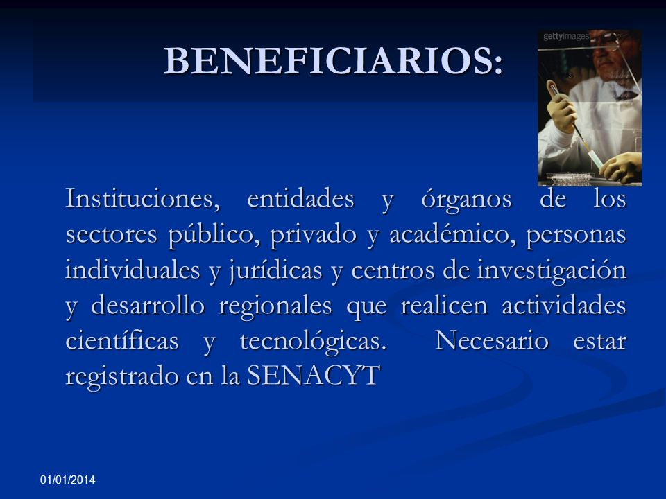 3/23/2017 BENEFICIARIOS: