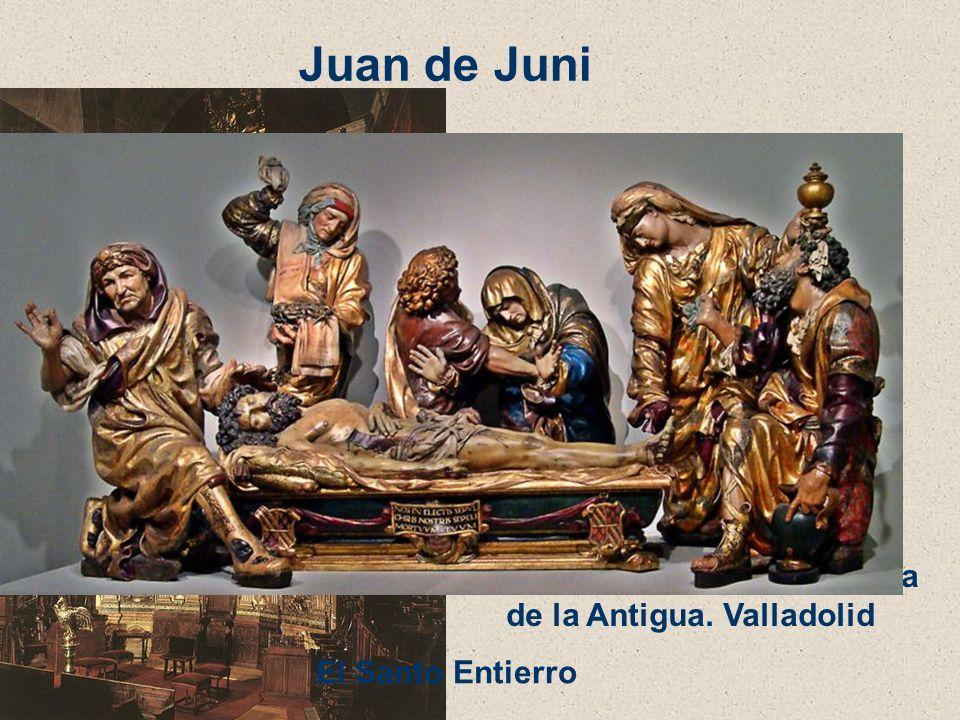 Retablo Mayor de Santa María de la Antigua. Valladolid