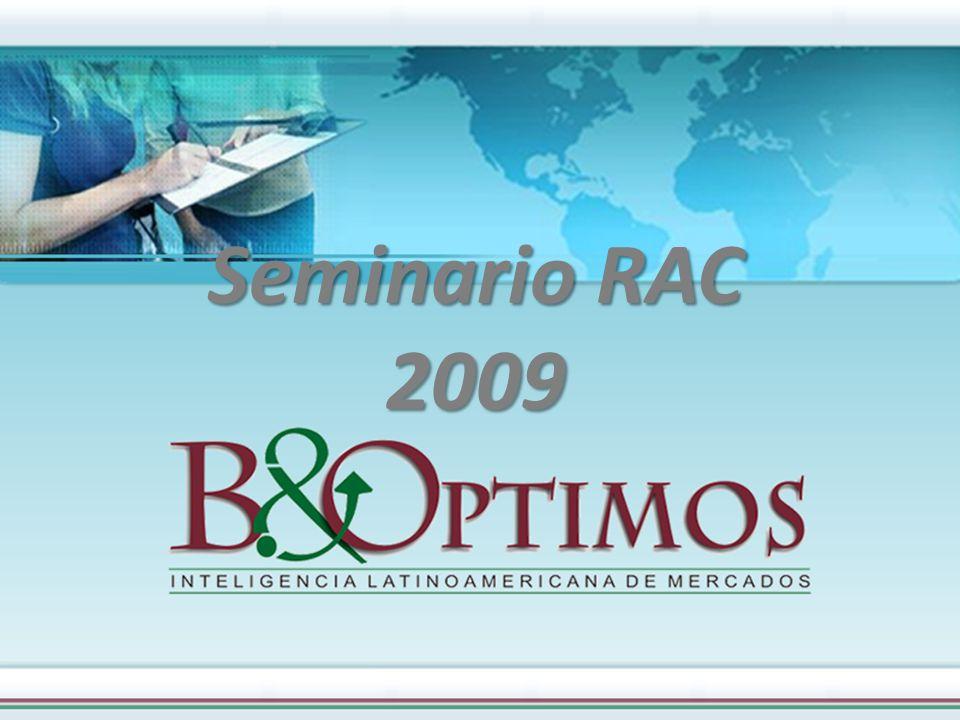 Seminario RAC 2009