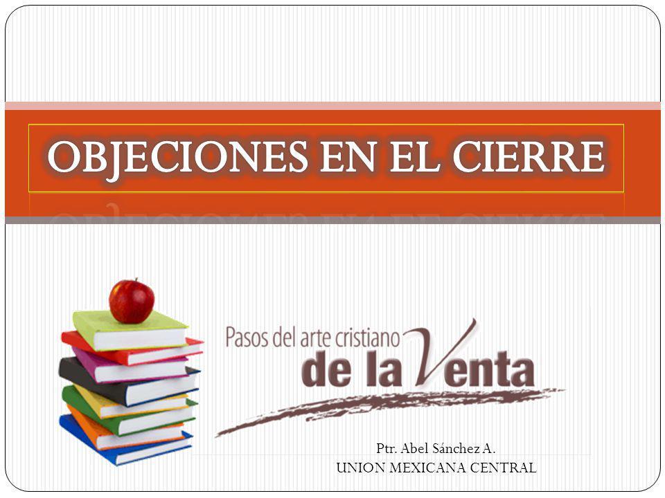 OBJECIONES EN EL CIERRE