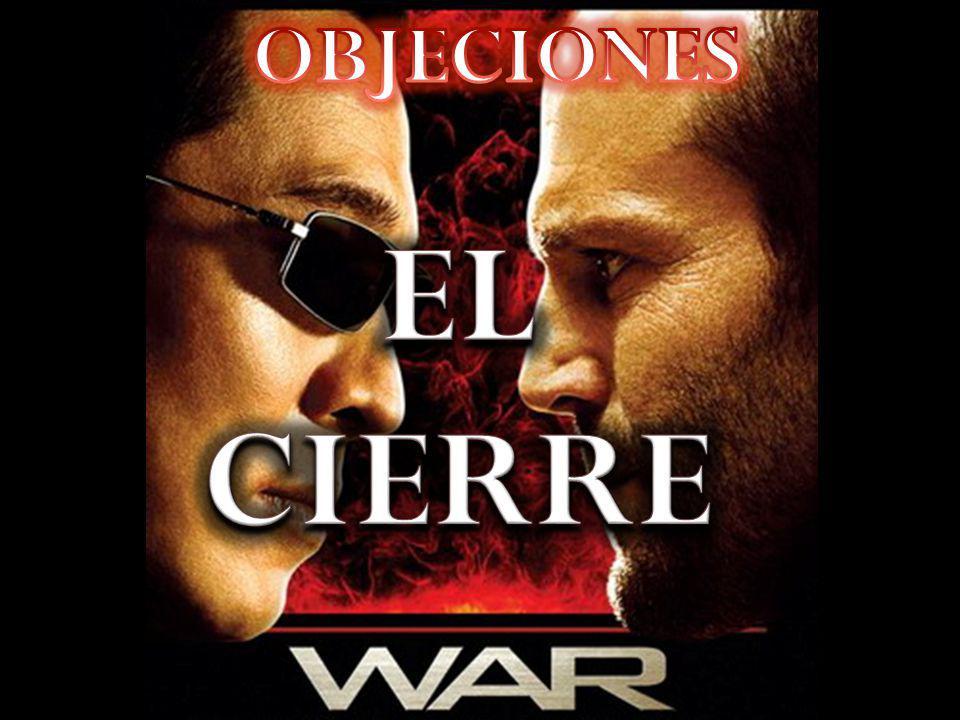 OBJECIONES EL CIERRE