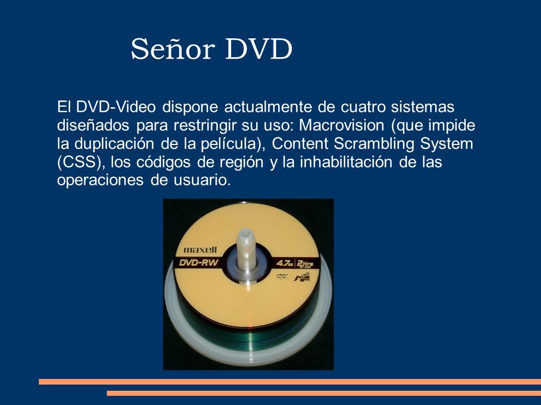 Señor DVD