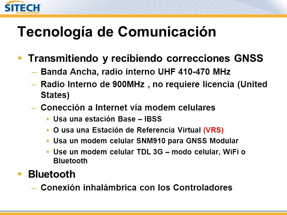 Tecnología de Comunicación