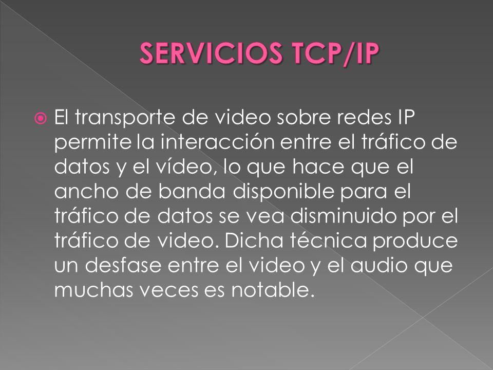 SERVICIOS TCP/IP