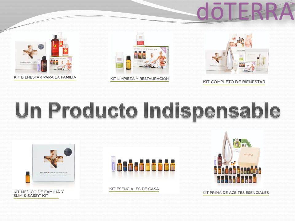 Un Producto Indispensable