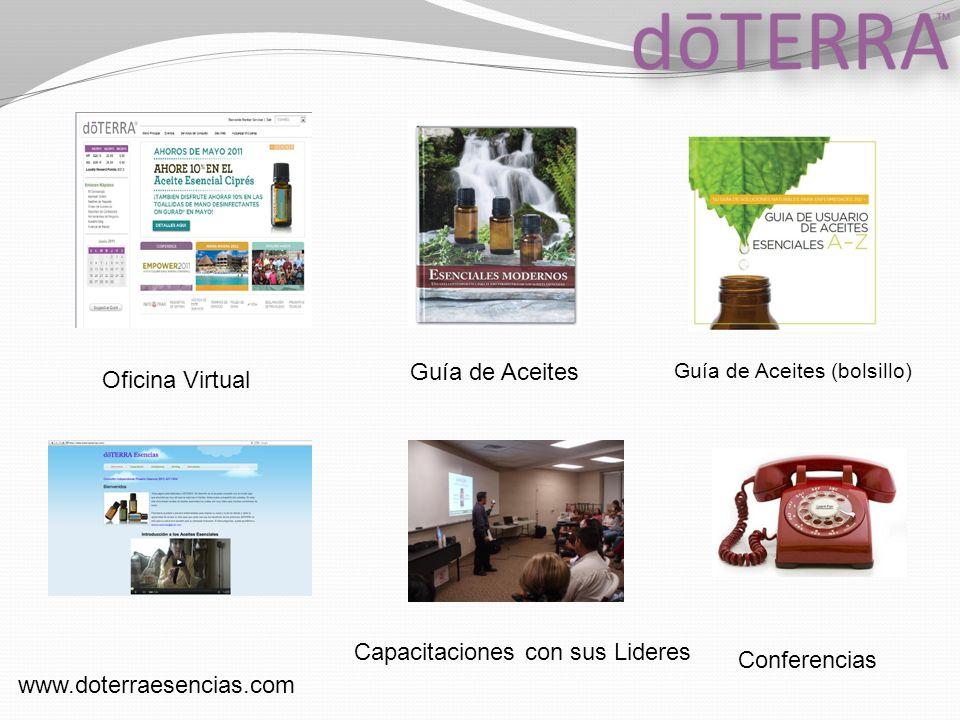 Capacitaciones con sus Lideres Conferencias www.doterraesencias.com