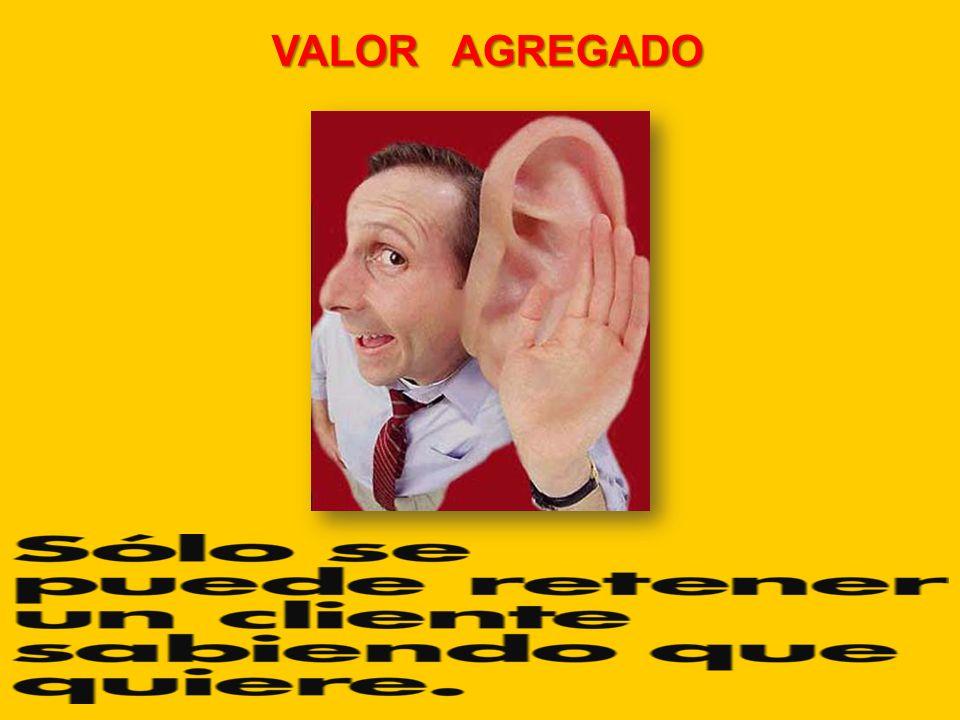 VALOR AGREGADO